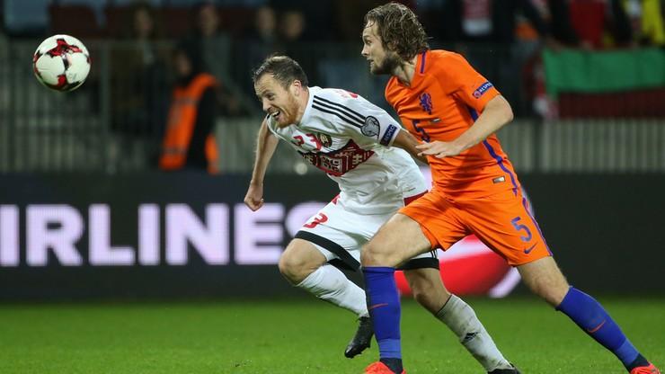 El. Euro 2020: Holandia - Białoruś. Transmisja w Polsacie Sport Extra