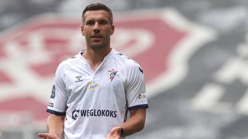Debiut Podolskiego w Zabrzu. Jak wypadł mistrz świata?