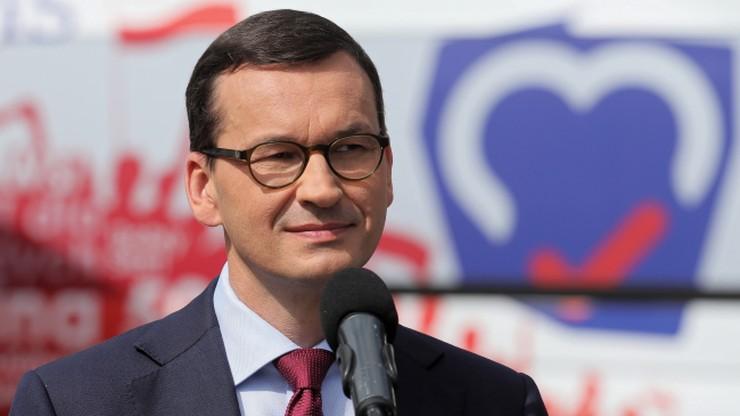 Morawiecki: Polska nie dostała od Niemiec adekwatnych reparacji