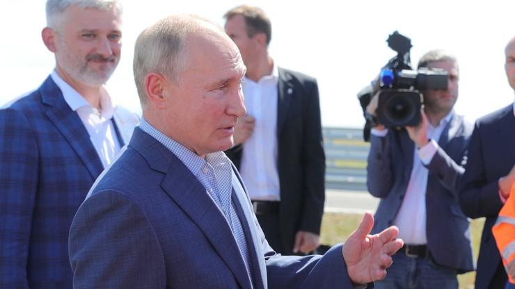 Wybory na Białorusi. Putin uznaje ich ważność