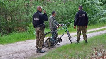 """Na rowerze przez granicę. Turek planował """"zniknąć"""" w tłumie turystów na szlaku """"Green Velo"""""""