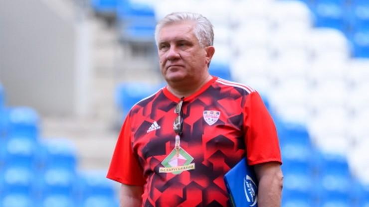 """Lech Poznań - Szachtior Soligorsk: """"Lubię, gdy na stadionie robi się piekło"""""""