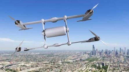 Innowacyjny VTOL od Bell Helicopter w pierwszej autonomicznej podróży