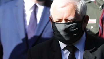"""Kaczyński podał termin rekonstrukcji rządu. """"Znacząco"""" mniej resortów"""