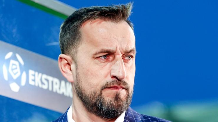 Smółka nowym trenerem Widzewa Łódź