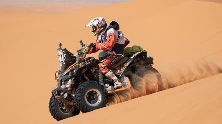 Rajd Dakar: Trzech Polaków na podium 10. etapu