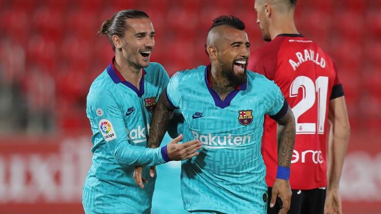 Arturo Vidal odejdzie z Barcelony za darmo