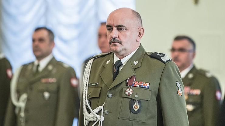 Koronawirus wykryty u dowódcy generalnego rodzajów sił zbrojnych