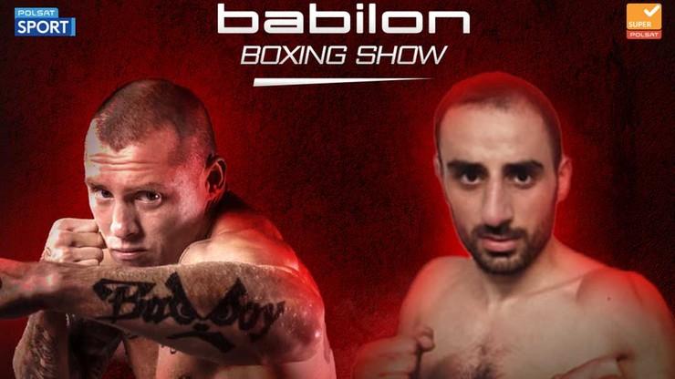Babilon Boxing Show. Szybki powrót Michała Królika