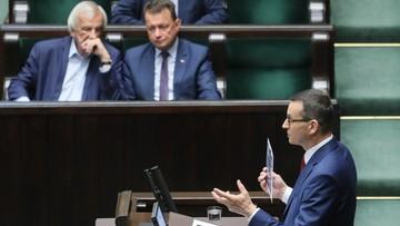 Ministrów mniej o połowę? Dyskusje o rekonstrukcji rządu