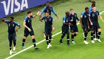 """Francja - Belgia 1:0. """"Trójkolorowi"""" w finale mundialu w Rosji!"""