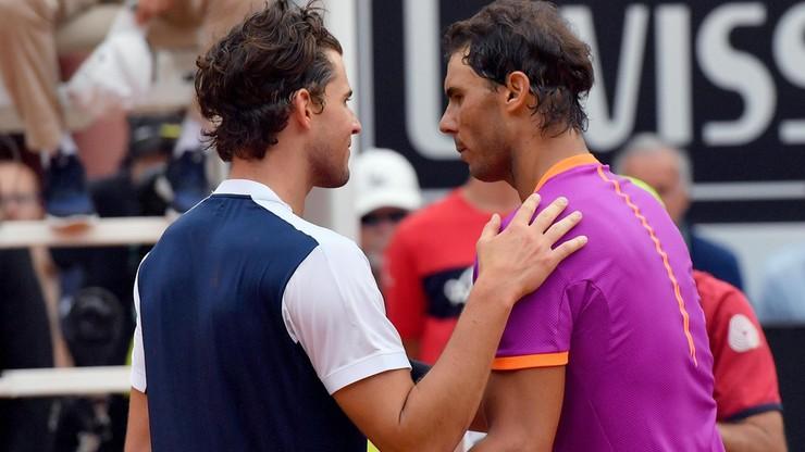 ATP Rzym: Porażka Nadala z Thiemem w ćwierćfinale
