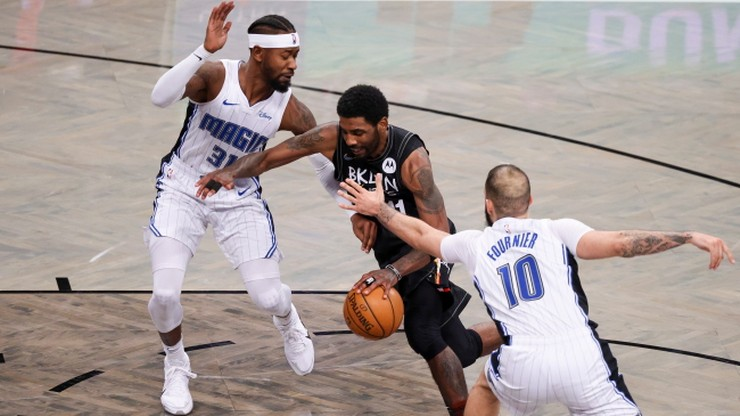 NBA: Ósma z rzędu wygrana Brooklyn Nets