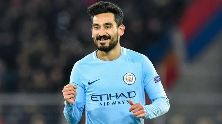 Gundogan nie chce przedłużyć kontraktu z Manchesterem City