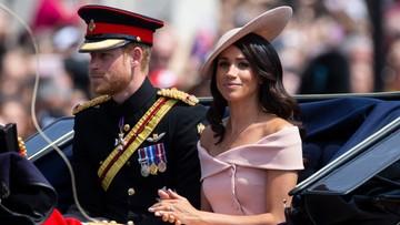 Wywiad Harry'ego i Meghan. Pałac Buckingham odpowiada