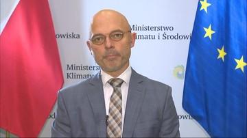 2021-09-21 Minister klimatu i środowiska Michał Kurtyka: w piątek spotkanie z Czechami ws. Turowa