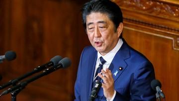 Premier Japonii: rozmowy z USA o wolnym handlu są możliwe