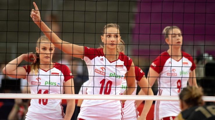 Polki awansowały do fazy pucharowej mistrzostw Europy siatkarek