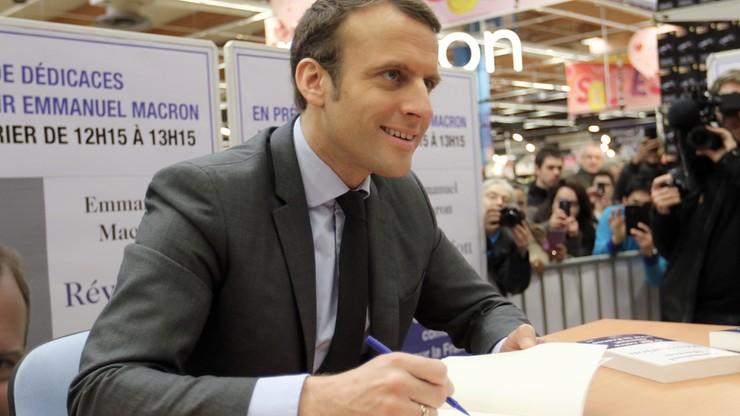 Francja: Macron atakowany przez rosyjskie media i internet