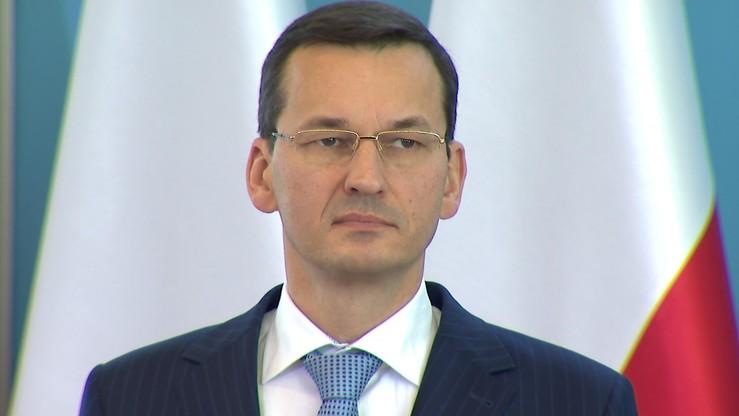 Morawiecki: zakładam, że wzrost gospodarczy Polski w całym 2017 roku przekroczy 3,6 proc. PKB