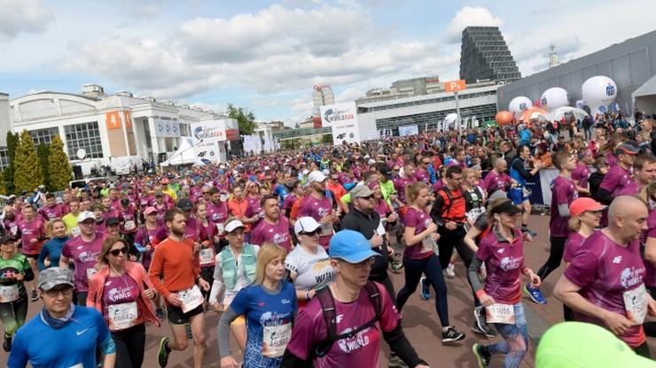 Wings For Life World Run: Kowalczyk i Osmulski wygrali zawody w Poznaniu