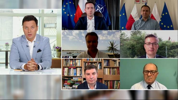 """""""Urwanie z politycznego łańcucha"""" vs. """"stabilna władza wykonawcza"""". Politycy o dymisjach ministrów"""