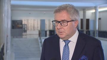 Sąd UE oddalił skargę Czarneckiego ws. pozbawienia go stanowiska wiceszefa PE
