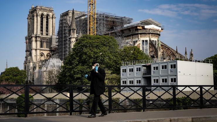 Pierwsza rocznica pożaru katedry Notre-Dame. Zabrzmi dzwon Emmanuel