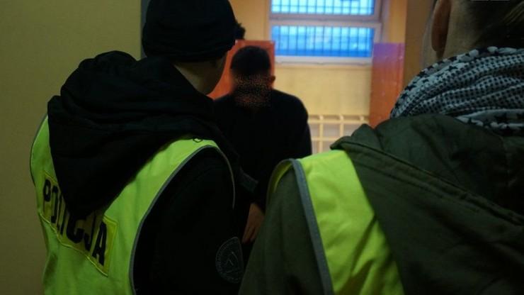 Sprawca ataków na kobiety w Katowicach zatrzymany