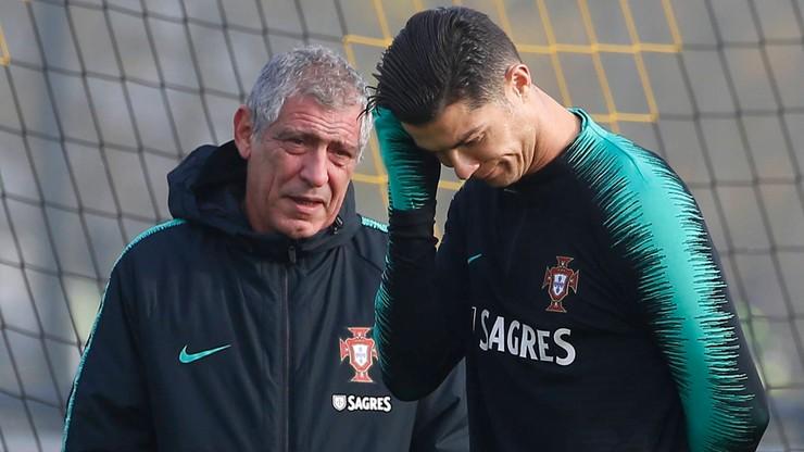 Cristiano Ronaldo zakażony. Jest komentarz selekcjonera