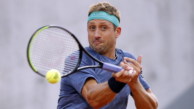 Australian Open: Amerykanin poleciał do Melbourne, choć miał pozytywny wynik testu