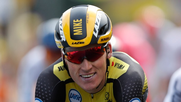 Tour de France: Teunissen pierwszym liderem