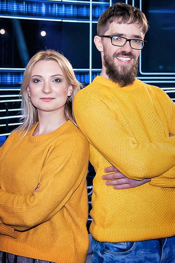 """2020-12-23 """"Łowcy nagród"""": Polonistka i informatyk w nowych rolach"""