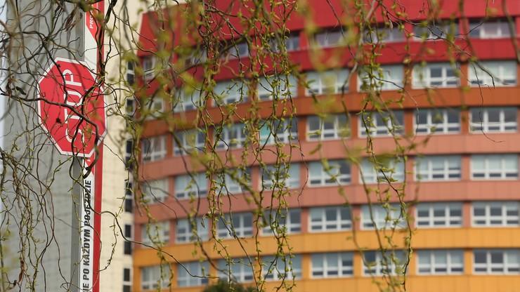 Szpital w Kaliszu czasowo zamknięty. Zmarł pacjent z koronawirusem