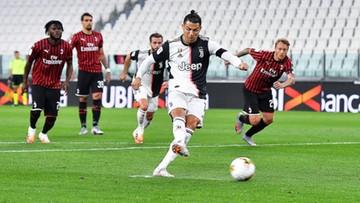 Remis na wagę awansu. Juventus w finale Pucharu Włoch!
