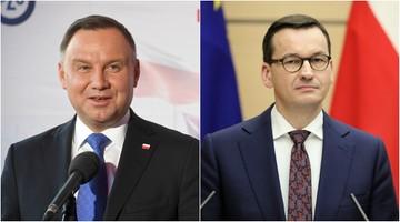 Atak informacyjny Rosji: Polacy popierają działania prezydenta i premiera