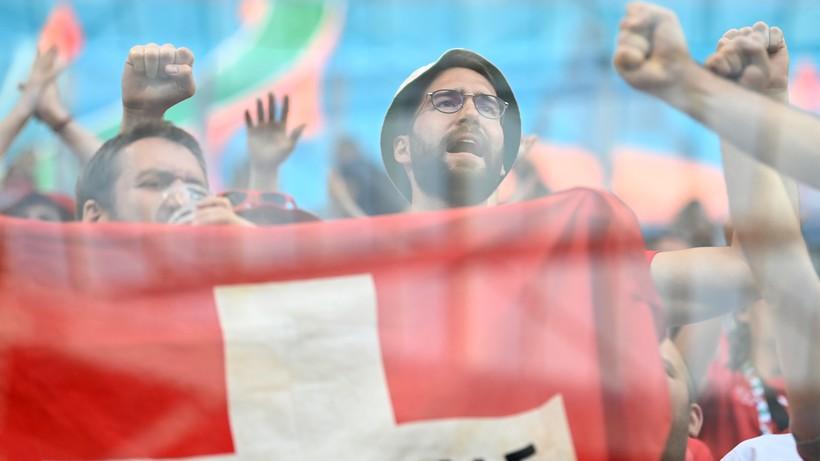 Słynny szwajcarski kibic pojawił się na meczu Szwajcaria - Hiszpania (ZDJĘCIA)