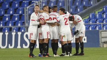 Sevilla nie oddała ani jednego celnego strzału i... wygrała mecz