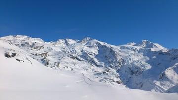 Topnieją lodowce we włoskich Alpach