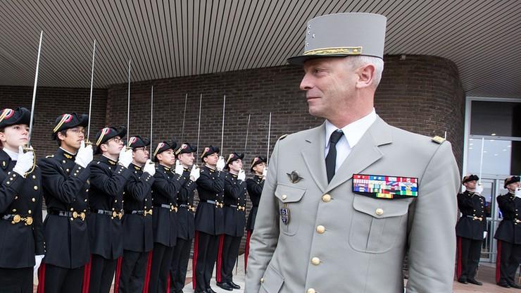 Francja. Szef sztabu generalnego - Francois Lecointre podał się do dymisji