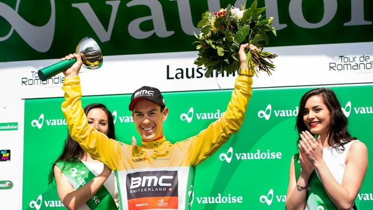 Criterium du Dauphine: Porte wygrał czasówkę, De Gendt nadal liderem