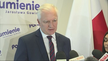Gowin: osiągnęliśmy zgodę co do roli Porozumienia w rządzie