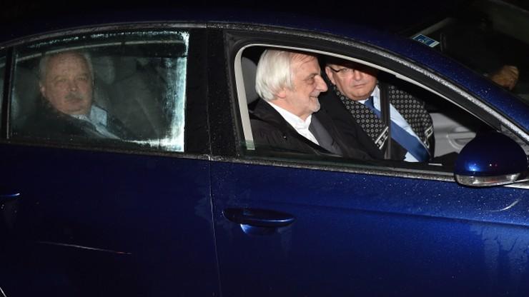 Politycy PiS złożyli kwiaty na grobie Lecha i Marii Kaczyńskich