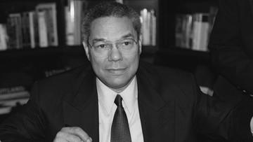 Nie żyje Colin Powell. Były sekretarz stanu USA miał 84 lata