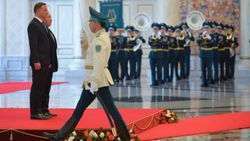 Duda zaprasza do Polski kazachskich przedsiębiorców