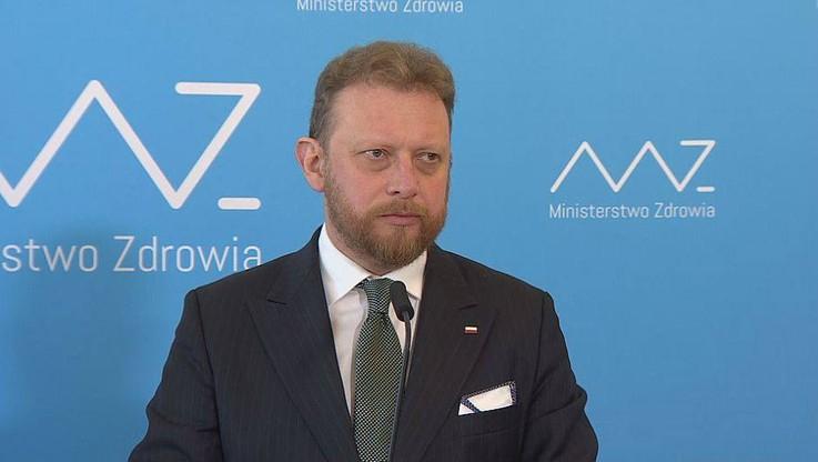 Minister zdrowia: mamy transmisję poziomą koronawirusa w Polsce