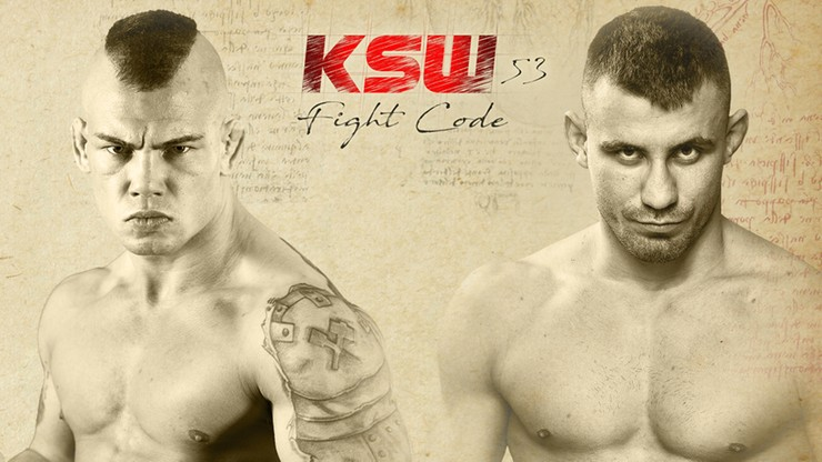 KSW 53: Dojdzie do rewanżu za pojedynek sprzed sześciu lat
