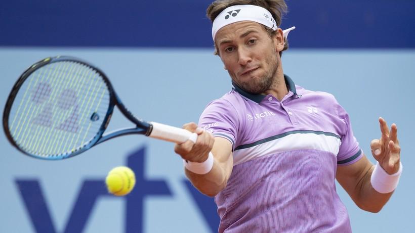 ATP w Kitzbuhel: Casper Ruud - Pedro Martinez. Transmisja na Polsatsport.pl