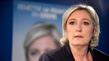 """Le Pen zarzuca Macronowi """"słabość"""" w obliczu terroryzmu islamskiego"""