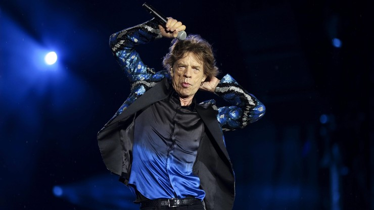 Mick Jagger po raz ósmy został ojcem